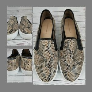 Banana Republic Leather Boat Shoe Loafer 9 M